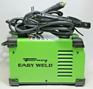 Forney Easy Weld 100ST 120-Volt 90-Amp Arc Welder 298