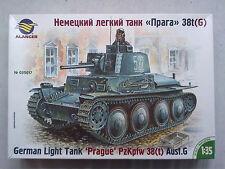 """Alanger 035017 German Light Tank """"Prague"""" PzKpfw 35 (T) esegui. G 1:35"""