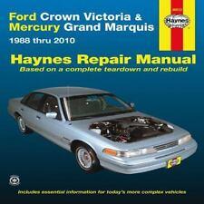 Ford Crown Victoria and Mercury Grand Marquis : 1988 Thru 2010 by Ken Freund (20