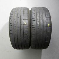 2x Pirelli P Zero R02 235/35 R19 91Y DOT 1318 5 mm Sommerreifen