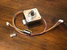 New Stepper Motor Nema 17 18 Deg 200 Step Kit Arduino Pi Robotics 3d Printer