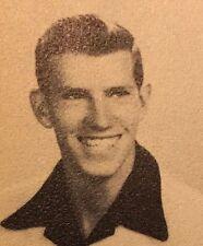 Fritz Von Erich Senior High School Yearbook  Kerry  AWA WWF WWE
