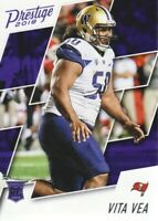2018 Prestige Football #208 Vita Vea RC Tampa Bay Buccaneers