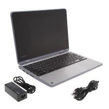 "Lenovo Flex 11 11.6"" LCD Multi-Touch Chromebook Computer - Dark Gray SKU#1044853"