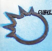 Curve CD Come Clean - Europe (M/M)