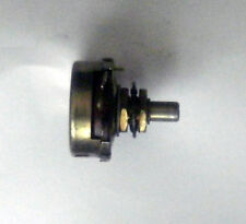 Volume Tone Control Stéréo Potentiomètre Linéaire B Ohm lin or Aluminium Knob