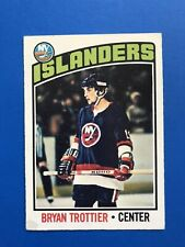 1976-77 O-Pee-Chee #115 Bryan Trottier RC Rookie New York Islanders