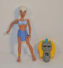 "RARE 2001 Princess Kida 5.25"" McDonald's Europe Action Figure Disney Atlantis"