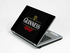 Cubierta Notebook Laptop Guinness Piel Arte Calcomanía Adhesivo