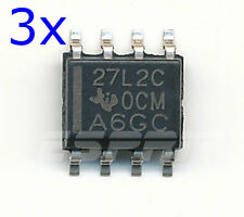 3x 27L2C - MICROPOWER RAIL-TO-RAIL OUTPUT CMOS OPERATIONAL AMPLIFIER