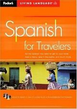 Fodor's Spanish for Travelers CD Package English and Spanish Edition