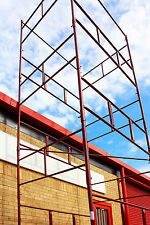 NEW D.I.Y Steel Scaffold Tower Scaffolding Tower 6x4x24'wh HD