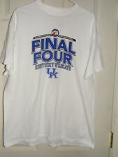 2011 Kentucky Wildcats Ncaa Final Four Basketball T-Shirt Size L- Free Shipping