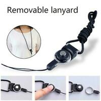 DETACHABLE CELL PHONE NECK LANYARD For CARRYING CASE M2R4