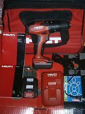 HILTI SF 2H-A,12V, 110-120V, Hilti Cordless  Drill/ Driver