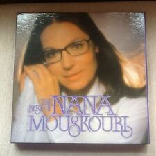 NANA MOUSKOURI The Best of - Reader's Digest 7 Vynal LP Set Mint Condition (NEW)