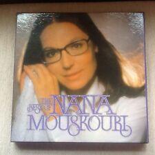 NANA MOUSKOURI The Best of - Reader's Digest 7 Vynal LP Set Mint Condition
