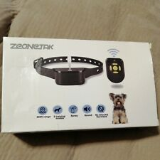 Citronella Training Collar Zeonetak