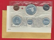 1967 Original Packaging Canada RCM Proof Like Mint Set PL WITH COA And Envelope