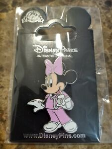 2015 Disney Minnie Mouse Nurse Pin With Packing