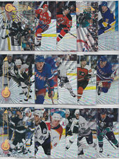 1994-95 Pinnacle Rink Collection 16 Different Card Lot NHL Hockey See Scans