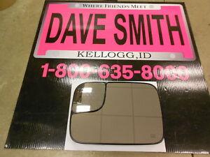 Dodge CHRYSLER OEM Ram 2500 Door Rear Side View-Mirror Glass Left 5191035AA