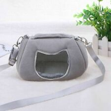 Small Pet Pouch Carrier Hamster Chinchilla Portable Bag Guinea Pig Carry House