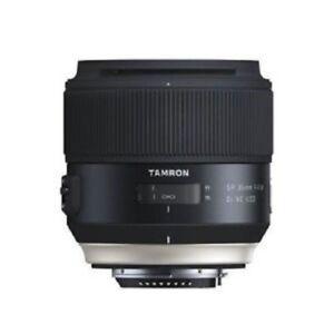 USED Tamron AF SP 35mm f/1.8 Di VC USD for Nikon F012N Excellent FREE SHIPPING