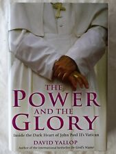The Power and the Glory by David Yallop HC/DJ NEW