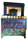 Hand+Painted+Antique+Sideboard+Server