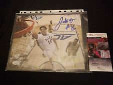 Jahil Okafor Genuine Certifed Authentic Hand Signed Autographed 8X10 Photo Jsa
