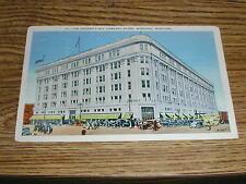 The Hudson Bay Company Store, Winnipeg, Manitoba, Canada Postcard 1939
