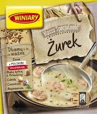 5 x Polish Sour Soup  / Nasza Specjalność Żurek Zurek WINIARY