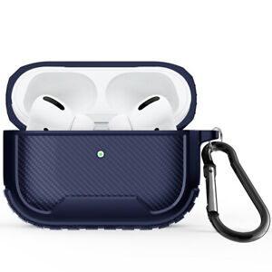 Apple AirPods Pro Case Slim [Rugged Armor] Matte Heavy Duty Shockproof Cover