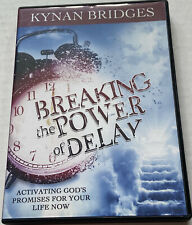 Breaking The Power Of Delay Kynan Bridges Sid Roth's Supernatural 3 CD Set