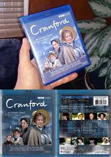 Blu-ray 2-Disc CRANFORD Complete BBC TV Miniseries Judi Dench comedy OOP Reg A