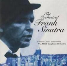 The RRSO Symphony Orchestra - The Orchestral Frank Sinatra - CD Album (1998)