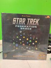 Star Trek Federation Space Catan Expansion Mayfair Games Sealed