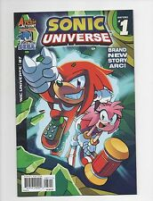 Archie Comics  Sonic Universe #87   Cover A  Variant Edition