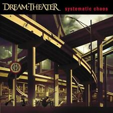 Dream Theater - Systematic Chaos (CD Standard Jewel Case)