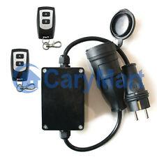 AC220V wasserdichte Funksteckdose Wireless  Fernsteuerung Empfänger 433MHz