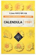ETUDE HOUSE Soothing & Radiance 0.2Therapy Air Mask 20ml X10 Sheets[Calendula]
