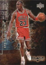 Michael Jordan #5 Upper Deck Black Diamond 1998/99 NBA Basketball Card