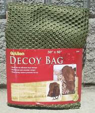 "Allen Od Green 30"" X 50"" Mesh Goose Duck Decoy Bag w/Shoulder Straps"
