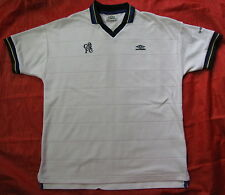 CHELSEA LONDON away shirt jesrey UMBRO 1999-2001 The Blues  men/adult SIZE L