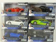FAST & FURIOUS 1:32 DIE CAST CAR (Jada, 2019) NEW  Your Pick!