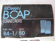 (50) Buchanan B4-1 Bcap Wire Nuts NEW!!! in Box