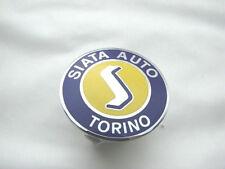 Siata Auto Torino Emblem 50mm Fiat 850 Siata Spring
