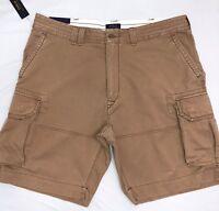 """Ralph Lauren Cargo Shorts Montana Khaki Size 32""""/ 33""""/ 42"""""""