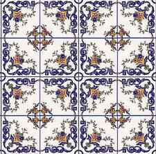 Tapete Puppenstube Puppenhaus 50 selbstklebend Fliesen Wand Fußboden 45x90 cm
